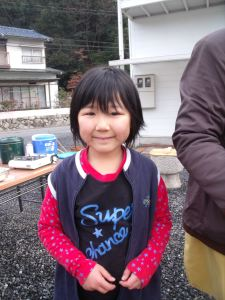 Kie-chan (Today was her 8th Birthday